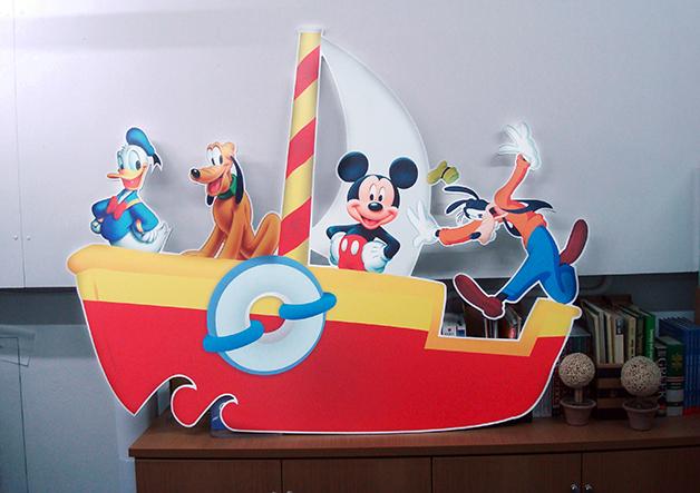 Disney Wall Deco / Διακόσμηση τοίχου