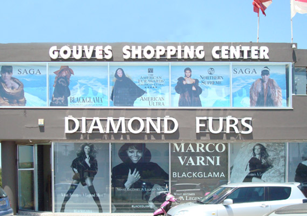 Diamond Furs