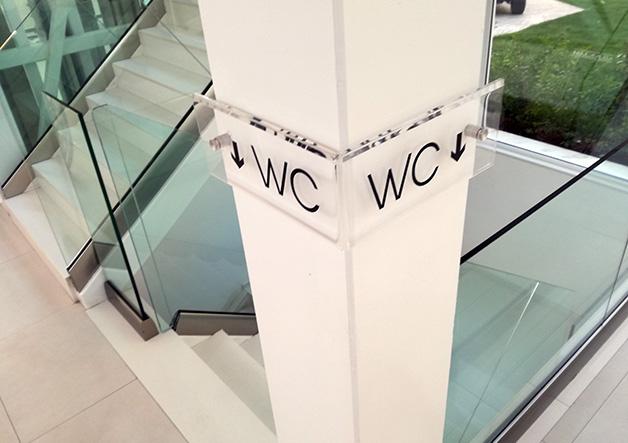 wc-plexiglass signs